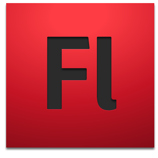 Flash CS4 Icon