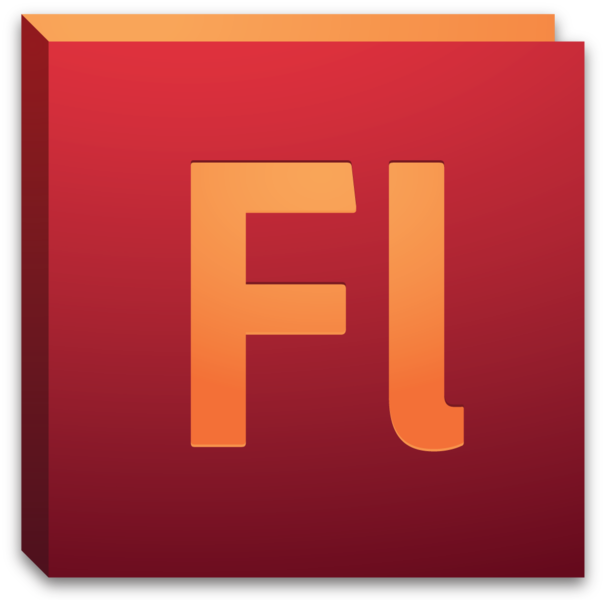 Flash CS5 Icon