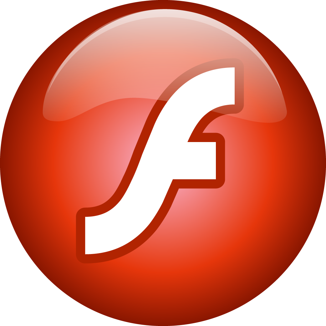 Flash 8 Icon